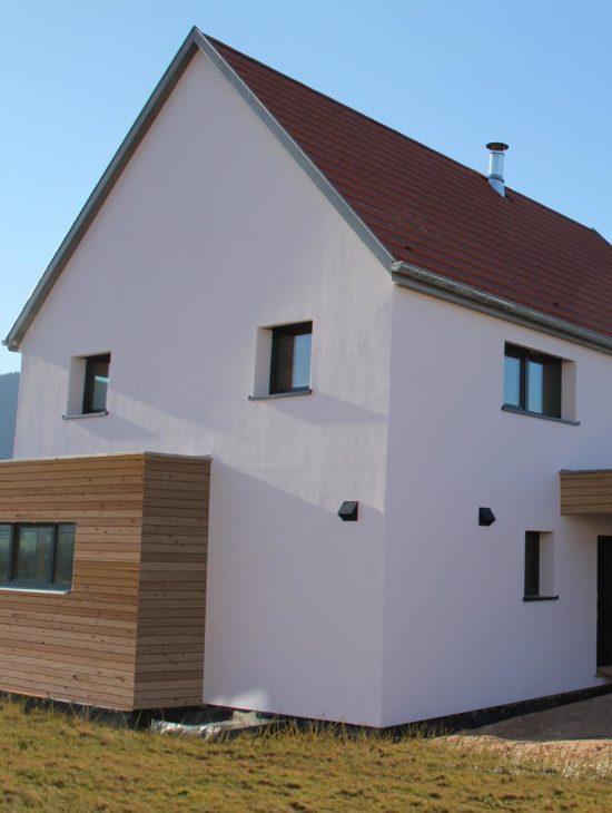 maison s v la maison passive alsace maisons passives bois en alsace architecte. Black Bedroom Furniture Sets. Home Design Ideas