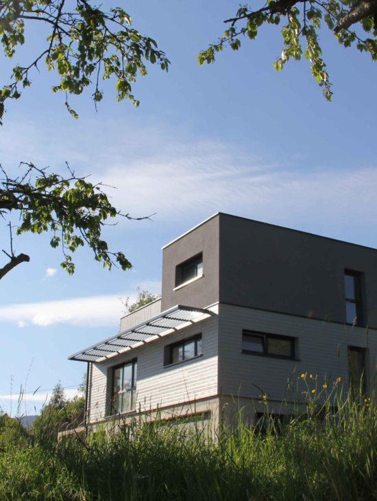 Maison p la maison passive alsace maisons passives for Maison en bois alsace
