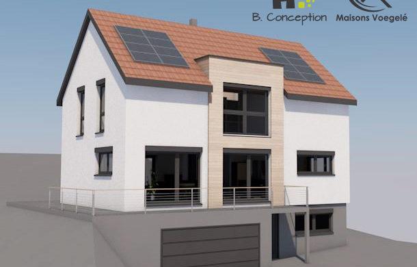 maison positive écologique