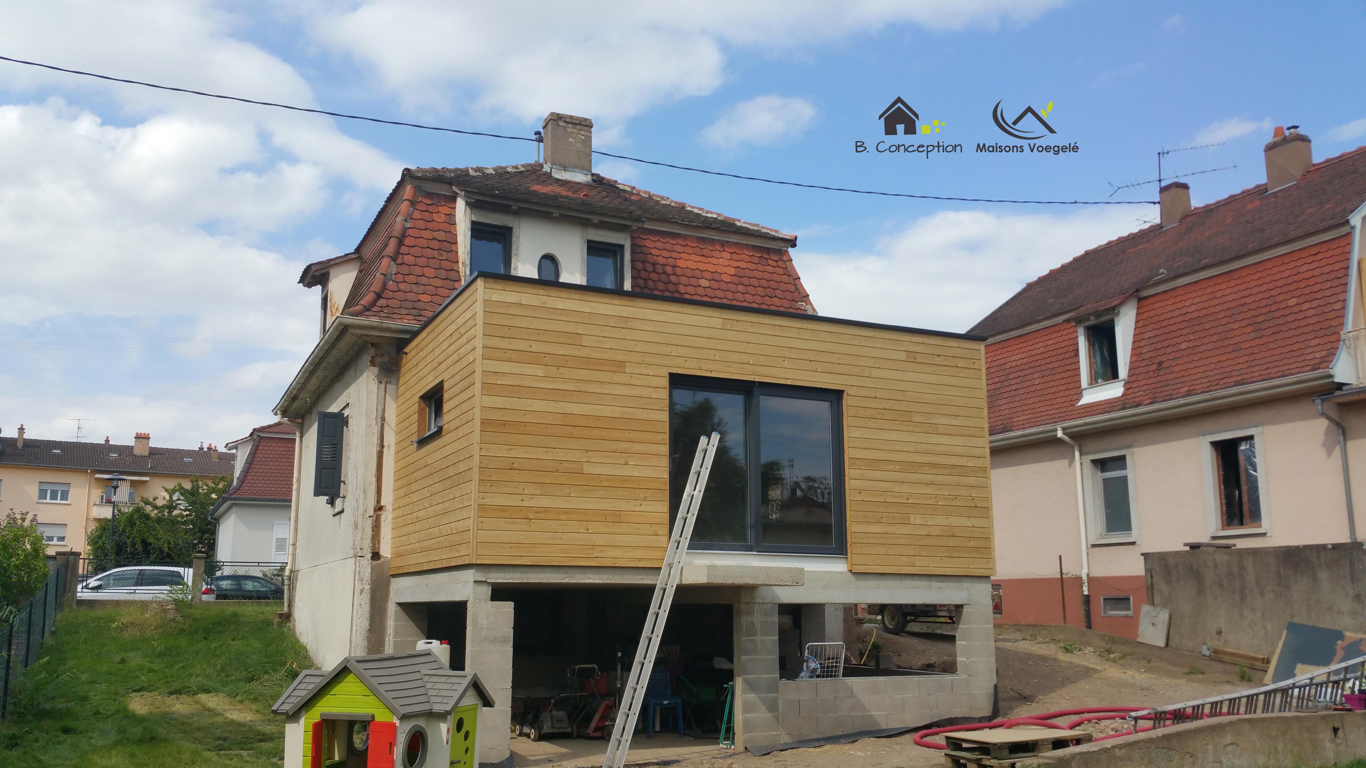 extension bois alsace